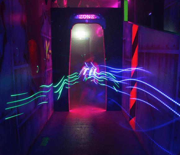 Zone Laser Tag Accessories