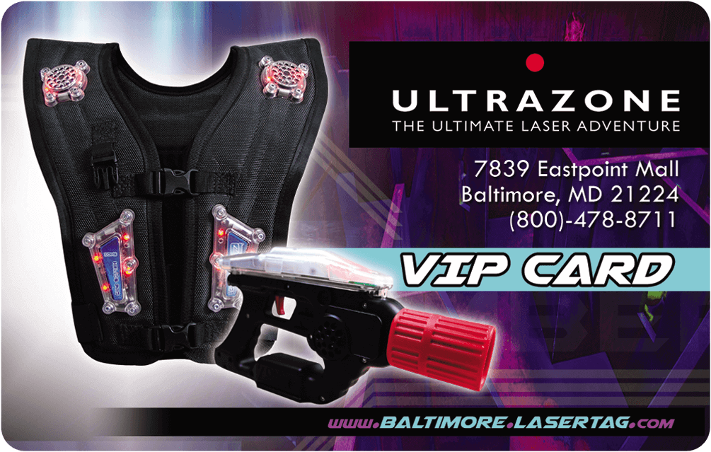 Membership Card, Laser Tag Manufacturer, Laser Tag System, Laser Tag Equipment