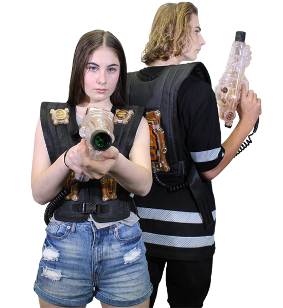 Laser Tag Manufacturer, Play Zone Laser - Helios CE Player