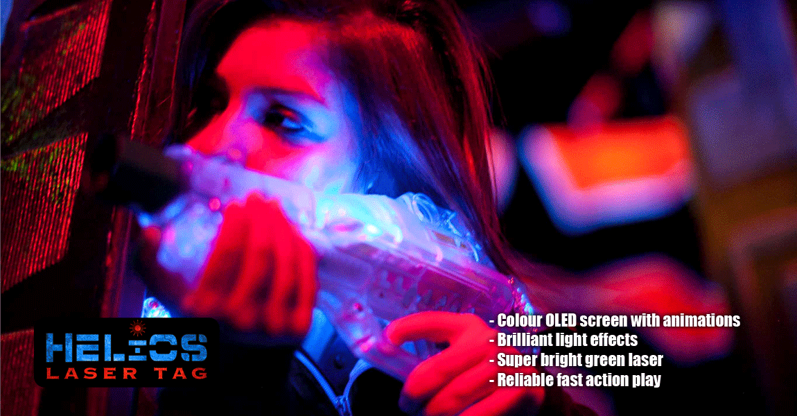 Helios CE - zone laser tag products, laser tag software, laser tag system, laser tag equipment, laser tag wholesaler, laser tag manufacturing, laser tag manufacturer, zone laser tag, laser tag