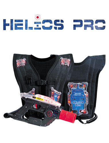 Zone Laser Tag Equipment - Helios Pro