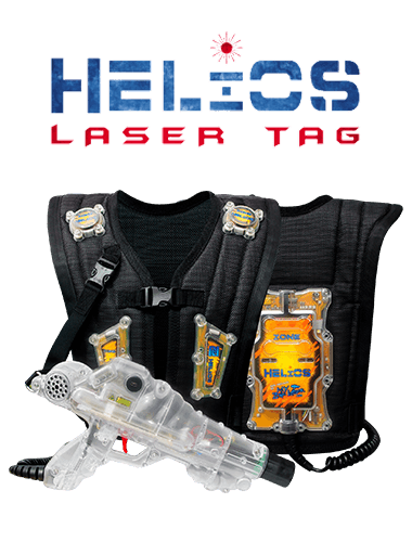 Zone Laser Tag Equipment - Helios CE