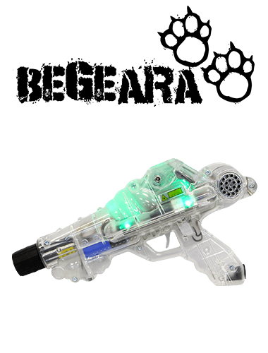 Zone Laser Tag Equipment - Begeara