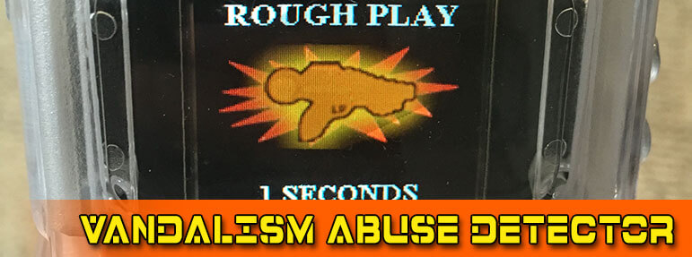 anti-abuse laser tag rough play